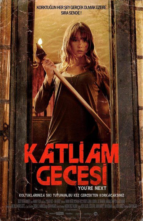 Katliam Gecesi Full izle , You're Next   Gerilim ,Korku   Film izle   Scoop.it