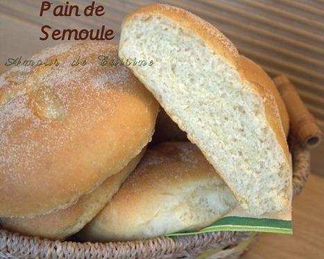 comment faire son pain maison | Cuisine Algerienne, cuisine marocaine, cuisine tunisienne, cuisine indienne | Scoop.it