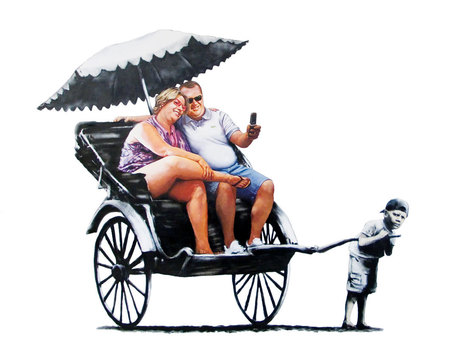 Banksy | Art, Design & Technology | Scoop.it