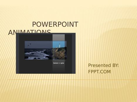 Power Point Animations | Free Power Point Templates | Scoop.it