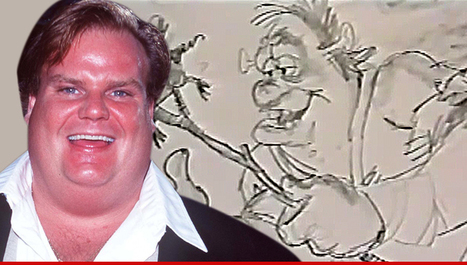 Chris Farley -- Lost 'Shrek' Footage Finally Unearthed (VIDEO)   The Scoop on Voiceover   Scoop.it