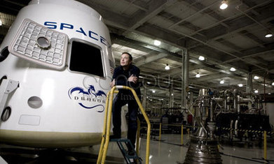 Elon Musk's mission to Mars | The NewSpace Daily | Scoop.it