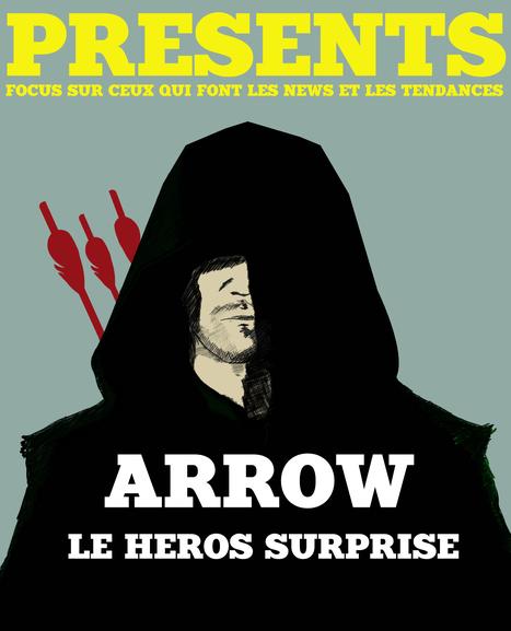 Presents Magazine - Arrow   Creative Art Moodbook   Scoop.it