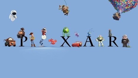 A Grand Unified Theory of Pixar | media social campaign | Scoop.it