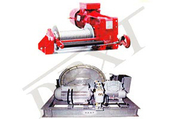 Electric Winches Supplier, Manufacturer, Kolkata, India | Dbimpex Trade | Scoop.it