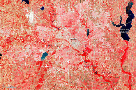 LandSat : First of Three Million images - Image of the Day | Remote Sensing News | Scoop.it