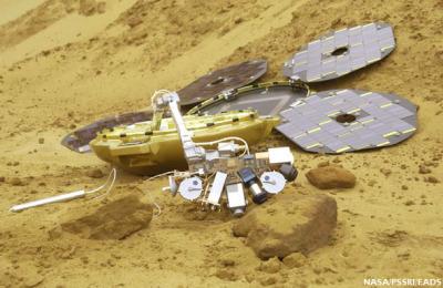 Lunar Astrobiology | Astrobiology | Scoop.it