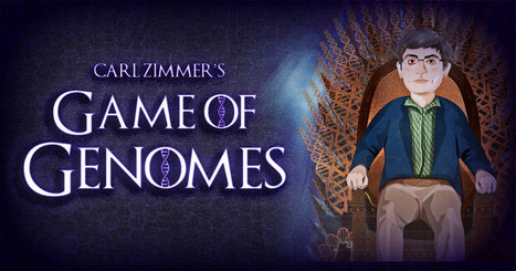 Game of Genomes: An epic quest to crack the mysteries of our DNA | Amazing Science | Scoop.it