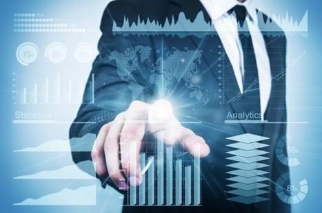 Infographie : le poids du numérique en France - Digital Business News   web design - AD   Scoop.it