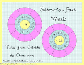 Classroom Freebies Too: Math Wheels | Hands on Math | Scoop.it