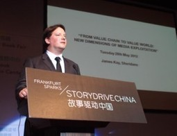Transmedia and Intellectual property | Transmedia: Storytelling for the Digital Age | Scoop.it