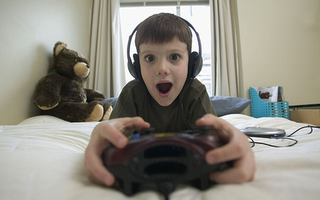 Computer games can dramatically boost children's exam results | Creativity as changing tool | Scoop.it