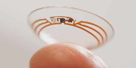 Yes, Google Really Is Working On Smart Contact Lenses That Can Monitor Your Body's Health | Technology | Scoop.it