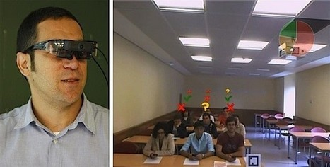 Spanish researchers use AR glasses and smartphones to aid student-teacher ... - Engadget | Augmented Reality in Education and Training | Scoop.it