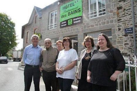 L'hôtel-restaurant familial de Saint-Jean-le-Thomas (50) a épousé un siècle ...!!! | Habitat Participatif | Scoop.it