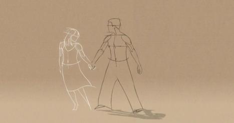 Arte en movimiento: Thought of You de  Ryan Woodward | Contemporáneo | Scoop.it
