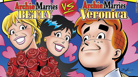 Archie Comics: Finally, some respect?   Transmedia: Storytelling for the Digital Age   Scoop.it