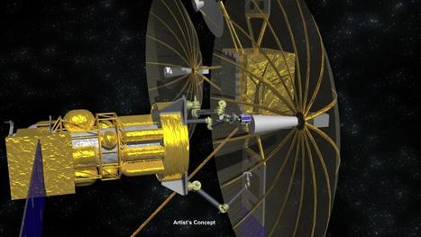 Reducing space junk: DARPA unveils robotic plan to reuse, recycle satellites in 2015   Space junk   Scoop.it