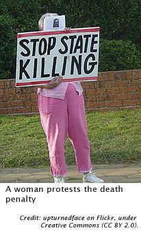 The Death Penalty Gender Gap | Capital Punishemnt | Scoop.it