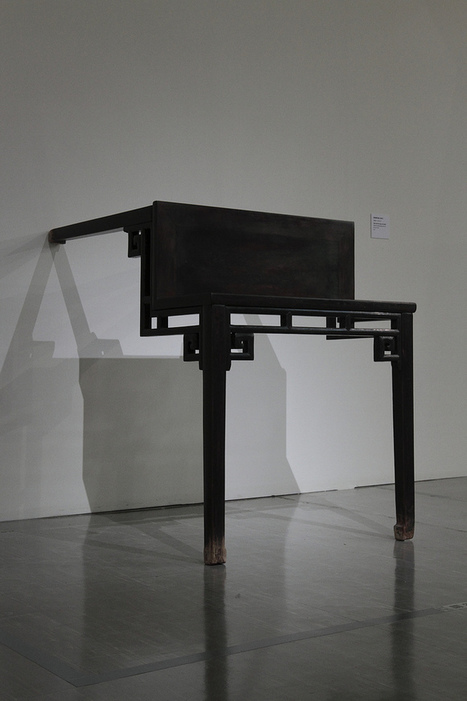 minimal exposition: ai wei wei: absent | The Aesthetic Ground | Scoop.it