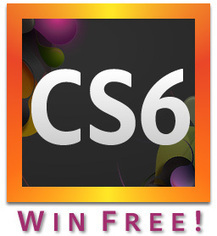 2013 Giveaway! FREE Adobe CS6 Photoshop, Illustrator & InDesign | ProDesignTools | How to use photoshop | Scoop.it
