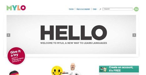 MYLO: a new way to learn languages   TELT   Scoop.it