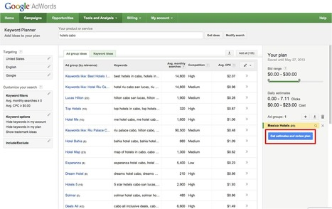 Introducing Keyword Planner: combining the Keyword Tool and ... | Home Base Business | Scoop.it