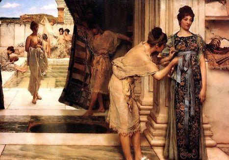 Grasa de Cisne, Estiércol de Cocodrilo y Cenizas de Caracoles: Intentando Ser Bellas en la Antigua Roma | LVDVS CHIRONIS 3.0 | Scoop.it