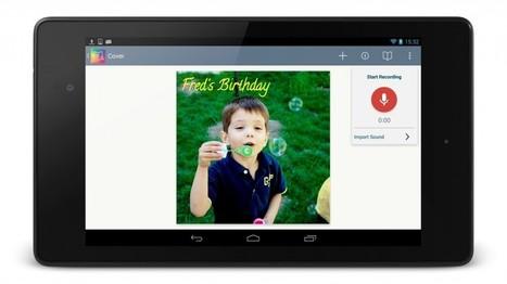 Book Creator comes to Android - Book Creator app | Blog | Aprendiendo a Distancia | Scoop.it