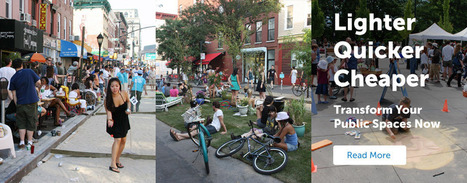 Project for PUBLIC Spaces | Placemaking for Communities | Adaptive Cities | Scoop.it