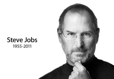 15 Quotes from Steve Jobs That Will Make You Think | Motivation & Quotes | Scoop.it