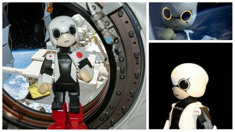 Robotics at the turning Point after Kirobo Robot launched in Space to contribute in Science - TechWaq.com   Unique Technology   Scoop.it