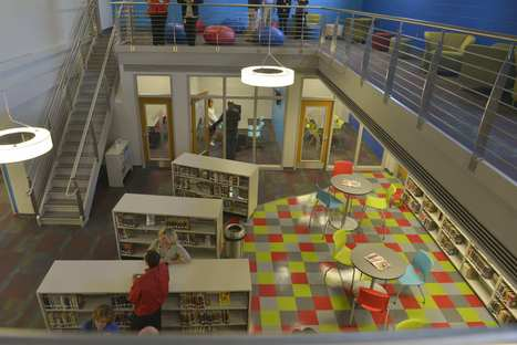 Adopt, Adapt and Improve: Metro Nashville Public Schools Redefines School Libraries | Creativity in the School Library | Scoop.it