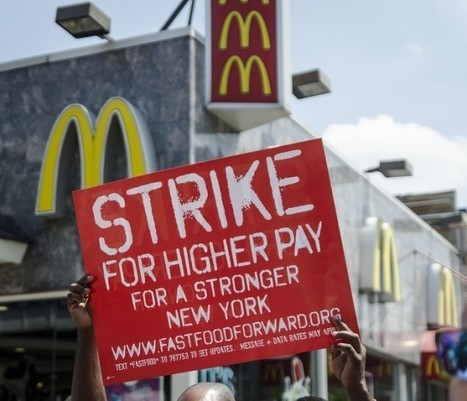 Low-Wage Workers Butt Heads with 21st Century Capital | Inter Press Service | Global Geopolitics & Political Economy | Scoop.it