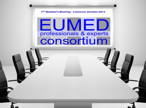 EUMED Meeting in Limassol | EUMED Consortium - Member's Area | Scoop.it