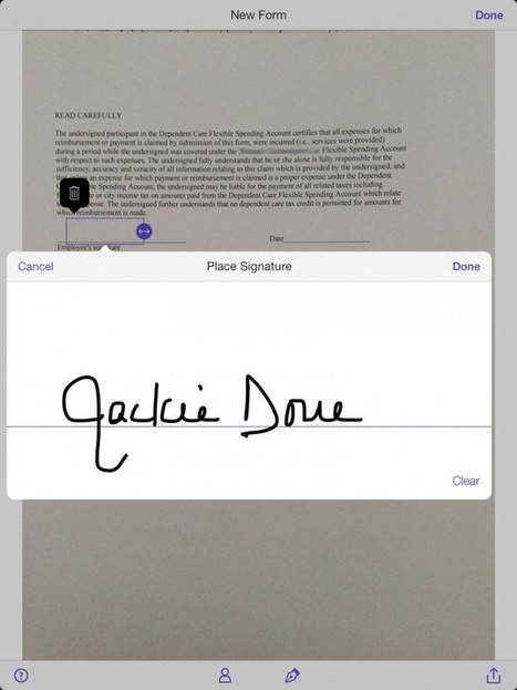 Hands On With the Friendly New Adobe Acrobat DC | Apps for iOS – Highlights | Scoop.it