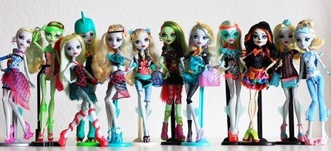 21 Best Monster High Videos Online | Dolls Universe | Scoop.it