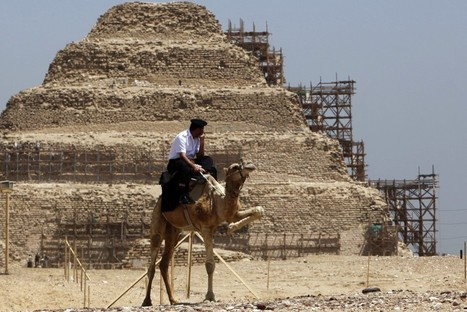 Ancient Egypt Elite Secrets Exposed in 3300-Year-Old Egyptian Tomb - International Business Times UK | Collapse of Ancient Egypt (The Old Kingdom) | Scoop.it