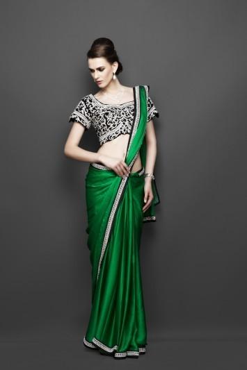 outstanding Indian Sari designs Online- Zarilan | indian wedding dresses | Scoop.it