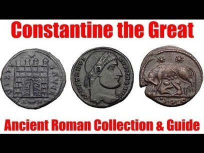 Constantine the Great Ancient Roman Coins Guide   eBay   Personalized Bithday Gifts Presented by TrustedCoins.com Ancient Coins Gift Shop   Scoop.it