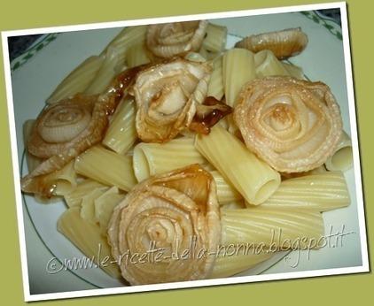 Le Ricette della Nonna: Tortiglioni con cipolle al forno in agrodolce | ricette della tradizione | Scoop.it