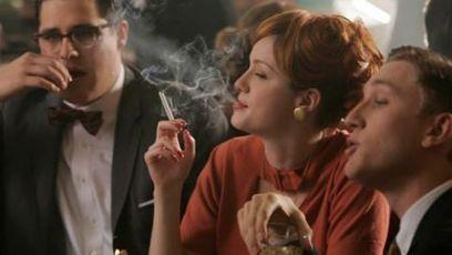 'Mad Men' får skyld for boom i cigaret-salg - TV2 | Markedsføring | Scoop.it