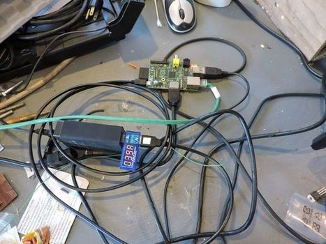 Experiments in Advanced Data Logging ( Using Python ) | Raspberry Pi | Scoop.it
