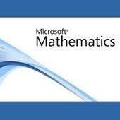 Free tools for teachers: Microsoft Mathematics 4.0 - Partners in Learning Network | TecEdu Projeto Vida | Scoop.it