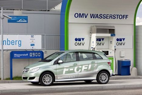 Next Mercedes Fuel Cell Vehicle Coming In 2017: Report | Daily Magazine | Scoop.it