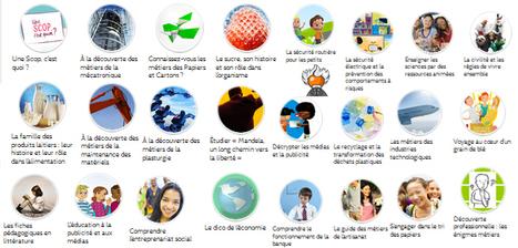 26 kits pédagogiques complets à télécharger @webpedago ! Composés de diaporamas, de cahiers d'activités numériques & fiches | fle&didaktike | Scoop.it