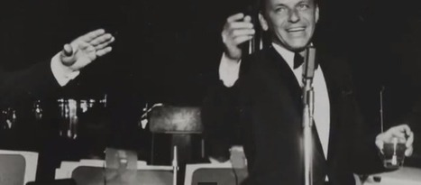 Frank Sinatra edition Jack Daniels whiskey [video] | Digital-News on Scoop.it today | Scoop.it