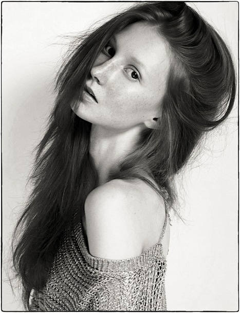 [freshly on board] Jessica Luostarinen @ Major Model Management ('new faces' division) | Great Hair | Scoop.it