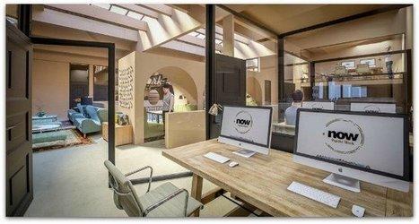 Now, le coworking haut de gamme, s'étend en France | Zevillage | #Réseaux sociaux et #RH2.0 - #Création d'entreprise- #Recrutement | Scoop.it