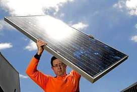 Chinese 'knee-capping' solar-panel rivals   SunCurrent Marketing   Scoop.it